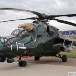 Многоцелевой ударный вертолёт Ми-24