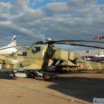 Вертолет огневой поддержки Ми-28