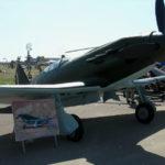 Самолёт истребитель МиГ-3