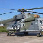 Многоцелевой вертолет Ми-8